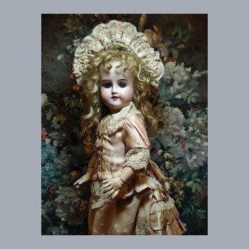"""Rare 17"""" German Doll- DEP R2A ♥♥"""