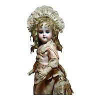 "Rare 17"" German Doll- DEP R2A ♥♥"
