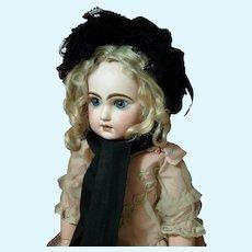 Three Antique Doll Hats-Good Condition