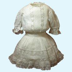 Authentic Antique Bebe Dress
