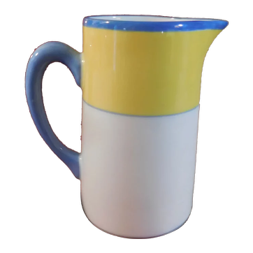 Tiffany & Co Milk Pitcher Haviland Limoges Claude Monet a Giverny