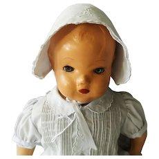 Vintage Horsman Composition Precious Baby Doll