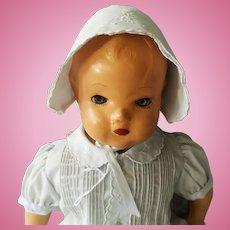 1939 Horsman Composition Precious Baby Doll