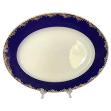 Vintage Rosenthal German Porcelain Frederick The Great Serving Platter