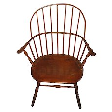 1780's American Windsor Chair