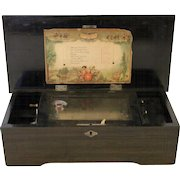 19th c. Swiss Music Box