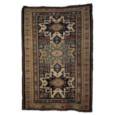 19th Century Caucasian Shirvan Carpet