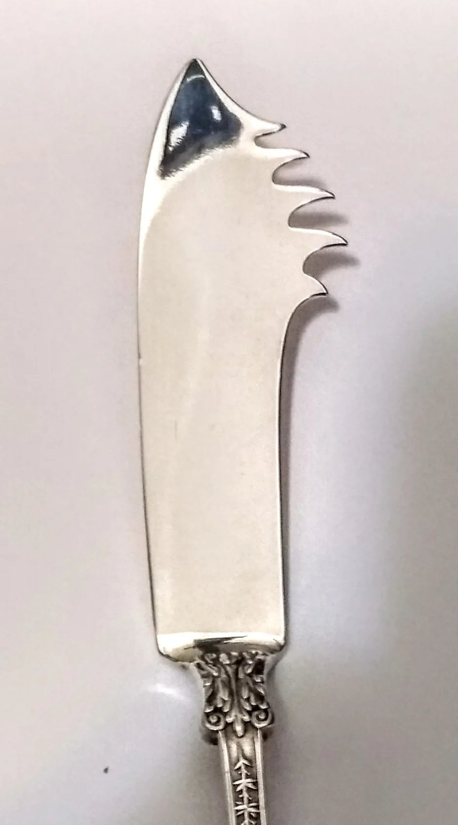 Olympian By Tiffany Amp Co Sterling Cheese Knife 5 Prong