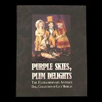 Purple Skies, Plum Delights by Florence Theriault