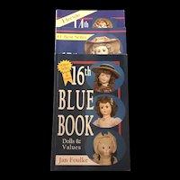 Amazing Set Of 15 Blue Books by Jan Foulke