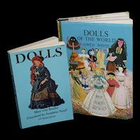 Two Wonderful Doll collectors Books