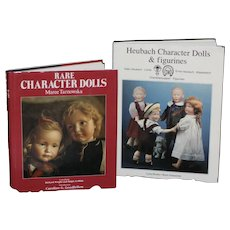 Great find-Books featuring Character Dolls & Figurines