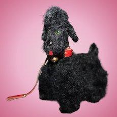 """Darling 5"""" Black Poodle"""