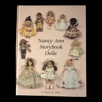 Nancy Ann Storybook Dolls-Book by Marjorie A. Miller