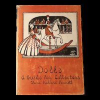 Dolls-A Guide for Collectors by Clara Hallard Fawcett