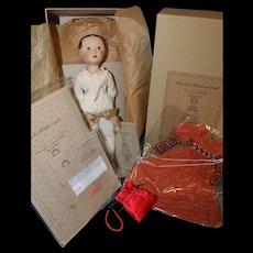 Collectible Rare Izannah UFDC Souvenir Doll