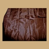 Antique Civil War era silk fabric dolls women restoration #1