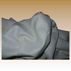 Antique pre 1850 white linen cambric highest quality yardage women restoration