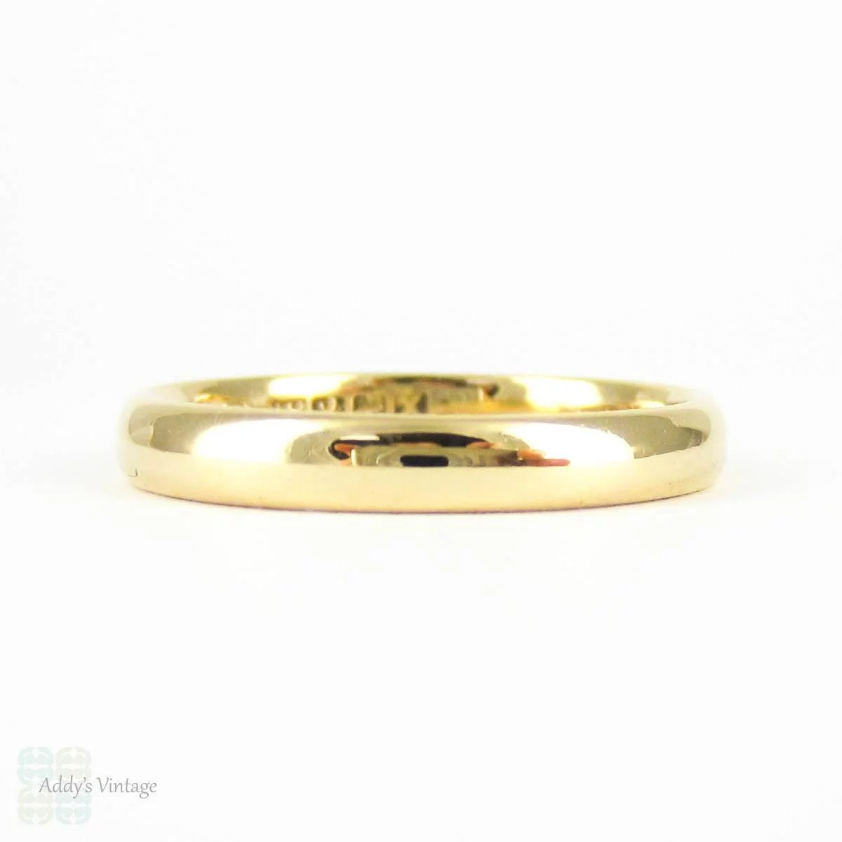 floral band antique gold wedding fully rings dated yellow engraved design image ring img scroll carat