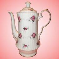 Vintage Hammersley Princess House Coffee Set - Serves 6