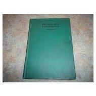 Rhymes Of A LumberJack C.1943 Hard Cover Vintage Book