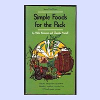Simple Foods for the Pack C. 1976