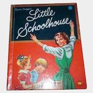 Children's Book Eleanor Hempel's Little Schoolhouse Wonder Books