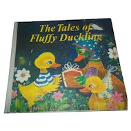 The Tales of Fluffy Duckling Children's Book
