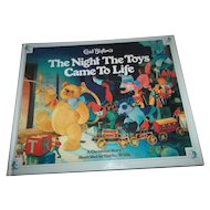 The Night the Toys Came to Life Childrens Christmas Enid Blyton's
