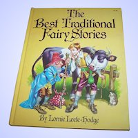 The Best Traditional Fairy Stories Children's Book