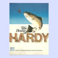 The House Of Hardy Anglers Collectible Catalogue 1970 Game Course & Sea Fishing