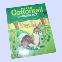 Children's Book Peter Cottontail and Reddy Fox