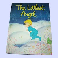 The Littlest Angel Over Sized Children's Book By Charles Tazewell