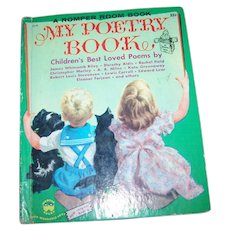 Such A Charming Vintage Collectible Children's Romper Room  Book My Poetry
