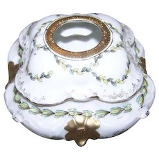 Such A Collectible Vanity Treasure Hair Receiver R S Prussia
