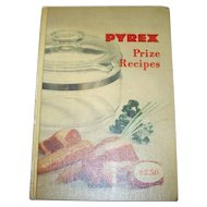Collectible Book PYREX Prize Recipes C. 1953 Cookbook