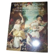 "Soft Bound Book "" The Queen's Pictures """