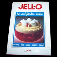 Fun and Fabulous Recipes JELLO Brand Cook Book