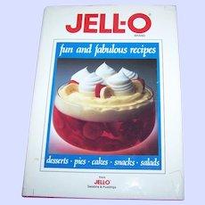 Fun and Fabulous Recipes JELLO Brand Cook Book