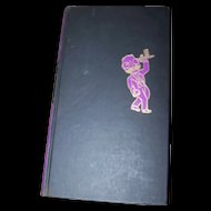 """Hard Cover Book """" Esquire's HandBook For Hosts """" C. 1949"""