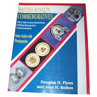 "Collector Reference Book "" British Royalty Commemoratives"
