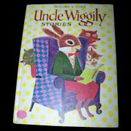 "Vintage Children's Book Oversized "" Uncle Wiggily Stories """