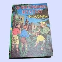 "Children's Book by Enid Blyton "" The Rockingdown Mystery """