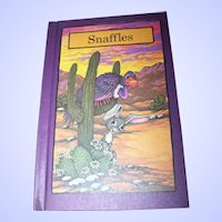 "A Charming Vintage Children's Collectible Book ""Snaffles"" By Stephen Cosgrove"