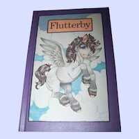 "Children's Collectible Book "" Flutterby "" By Stephen Cosgrove"