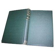 Hard Cover Book STEAM TURBINES by Edwin  F. Churchill C. 1935