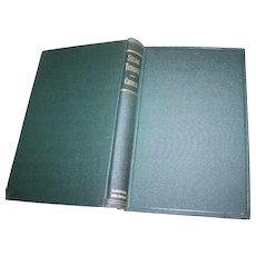 Hard Cover Book STEAM TURBINES by Edwin  F. Churchill C. 1935