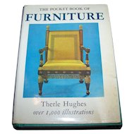 The Pocket Book Of Furniture Therle Hughes Over 1,000 Illustrations