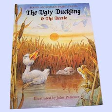 """Hans Andersen Fairy Tales """" The Ugly Ducking & The Beetle """""""