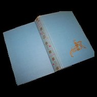 "Collectible Vintage Book "" The Travels of Marco Polo "" The Orion Press, New York"
